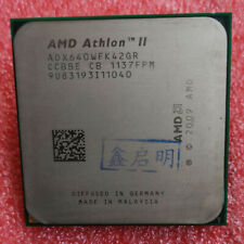 AMD Athlon II X4 640 CPU ADX640WFK42GMR 3GHz 4-core Socket AM3 95W Processor