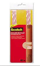 """3M Scotch Mailer Re-Flap Packaging Re-Use 24/Pack 3.75"""" x 9"""" RU-RF24L"""