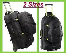 New Caribee Wheeled Backpack Fast Track Luggage Travel Duffle Trolley Bag 2 Size