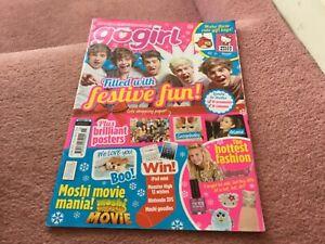 Stars fashion you Go girl magazine issue 215 dec-jan 2014 no gifts