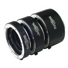 AU AF AUTOMATIC MACRO EXTENSION TUBE SET for CANON EF EF-S DSLR 13-20-36mm