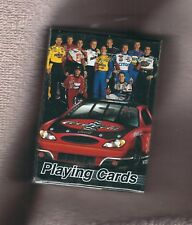 2002 Coca-Cola Family of Drivers NASCAR Bicycle Playing Card Deck NIB