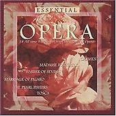 Essential Opera, Various Artists, Very Good