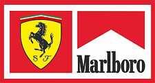 Sponsor MOTORSPORT F1 Rally Auto Moto esterno in Vinile Adesivi Decalcomanie x 2