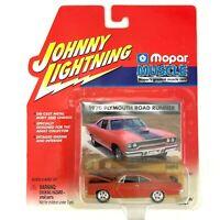 Johnny Lightning Mopar Muscle 1970 70 Plymouth Road Runner Car Die Cast 1/64