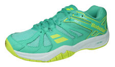Babolat Shadow Team Womens Badminton Shoes Indoor Court Trainers Green