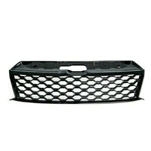 Gloss Black Grille Suitable For VW Amarok 2010-2020