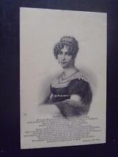 CPA Reine Hortense Hortense Eugénie de Beauharnais