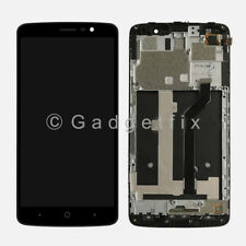 USA LCD Display Touch Screen Digitizer + Frame Replacement For ZTE MAX XL N9560