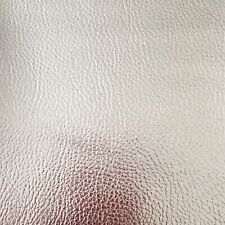 PREMIUM | FOIL COATED SHINY LEATHERETTE | FAUX LEATHER | VINYL | 10 COLOURS