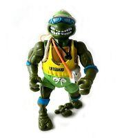 Lifeguard Leo Vintage TMNT Teenage Mutant Ninja Turtles Figure 1991 Leonardo