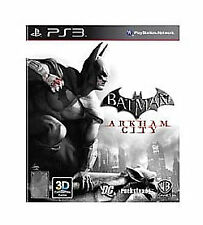 Batman Arkham City Sony PlayStation 3 Game