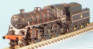 76079 BR Standard 2-6-0 loco N gauge Bachmann Graham Farish