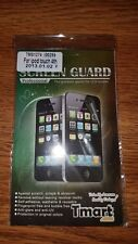 APPLE iPOD TOUCH 4 SCREEN GUARD PROTECTOR WITH ANTI-GLARE
