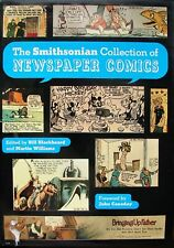 The Smithsonian Collection of NEWSPAPER COMICS (1977 Hardcover)