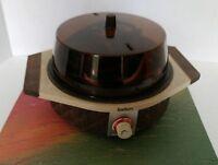 SALTON EGG COOKER POACHER - HARD BOILED EGGS vintage electric appliance USA