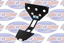 Corvette C6 2005-2013 Base - Removable License Plate Holder Bracket STO N SHO
