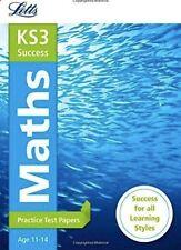 Maths | Practice Test Papers | KS3 Success | Trevor Dixon