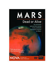 NEW! ~ MARS Dead or Alive (DVD, 2004) NASA's Risky Trip to Mars!