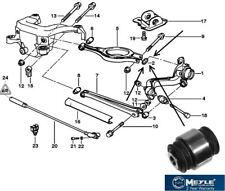 BMW E36 3 Series E85 E86 E89 Z4 Rear Trailing Arm Bush Meyle Manufct 33326775551