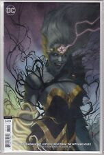 WONDER WOMAN JUSTICE LEAGUE DARK WITCHING HOUR #1 Riccardo Federici VARIANT NM