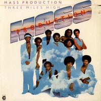 Mass Production - Three Miles High (Vinyl LP - 1978 - US - Original)