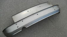 MGB ROASTER - GT NEW REAR VALANCE  RUBBER / CHROME BUMPER PARTS PROJECT