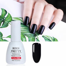 Glitter Nail Art Soak Off Gel Polish Top Base Coat Manicure UV / LED BORN PRETTY