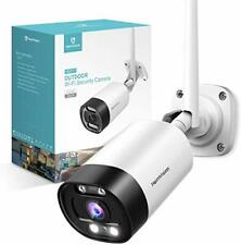 HeimVision Outdoor Security Camera 1080P CCTV Wireless WiFi Waterproof