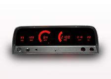 1964-1966 Chevy Truck Digital Dash Panel Red LED Gauges Lifetime Warranty