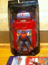 He-Man Motu MOC Commemorative Serie Figur *Faker* von 1983 Replica 2000 USA *NEU
