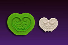 Gail Enhanced Lace Silicone Mold by Marvelous Molds #EM-GAIL Gum Paste Mold