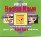 Big Band Bossa Nova - Enoch Light/Stan Getz/Luis Bonfa (3CD 2013) NEW/SEALED