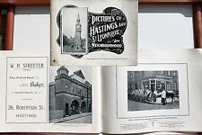 6194 old Photo Book pictures of Hastings and St Leonards and neighbourhood 1910