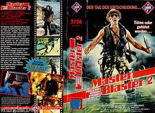"VHS - "" Master BLASTER 2 ( Day of the Survivalist ) "" (1986) - Steve Barrett"