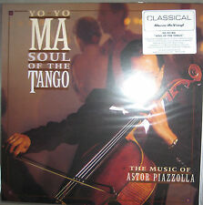 180g Vinyl LP NEU Yo-Yo Ma – Soul Of The Tango Music Of Astor Piazzolla On