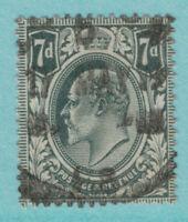 Great Britain Stamp Scott #150, Used, 1911 4p Edward VII
