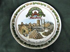 2x Martini Riserva Speciale Ceramic Antipasti Serving Dish Plate With Box Gift