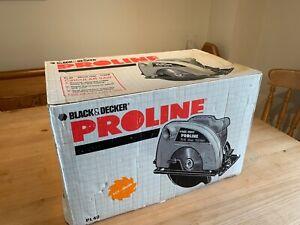 Black & Decker Circular Saw Proline PL40 1150 wt