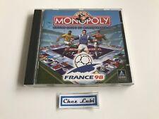 Monopoly Édition Coupe Du Monde France 98 - PC - FR - Avec Notice