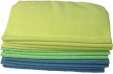 12-Pack Microfiber Cleaning Cloth Anti-Scratch Rag Towel Car Detailing Polishing