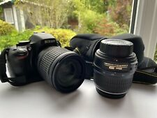 Nikon D5100 Really Nice Reliable DSLR with stock AF-S 18-55 and a AFS 18-135mm