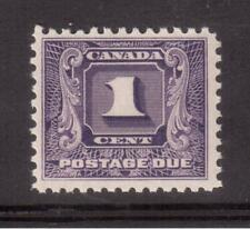 CANADA 1930-32 MINT NH #J6, POSTAGE DUE STAMP !! R