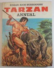 TARZAN ANNUAL ERB 1968 BRITISH HARDCOVER VF