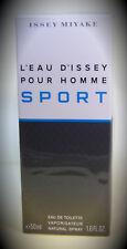 ISSEY MIYAKE L'EAU D'ISSEY POUR HOMME SPORT 50ML EAU DE TOILETTE (EDT)