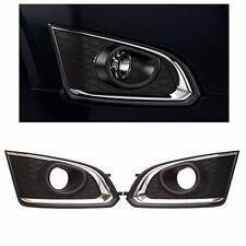 Fog Lights Cover Chrome Point L+R 2P 1Set For GM Chevy Captiva 2013+ OEM Parts