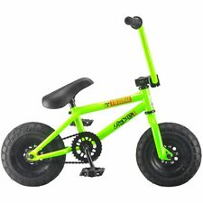 Balancín Mini Bmx Irok + Fukushima Bicicleta - Verde