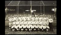 Rare 1914 Babe Ruth Team PHOTO Providence Grays, Yankees Red Sox Superstar
