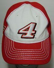 KEVIN HARVICK BUDWEISER STEWART HAAS NASCAR CHASE AUTHENTICS ADJUSTABLE HAT CAP