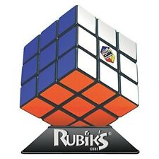 Real Original Rubik's Cube Game 3x3 With Base Stand Rubix Box Rubic's Puzzle Toy